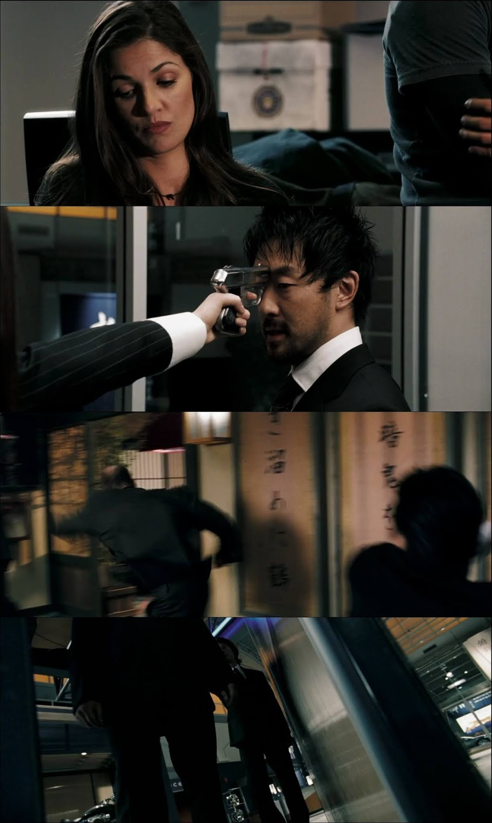 Asesino Solitario HD 720p Latino (2007)