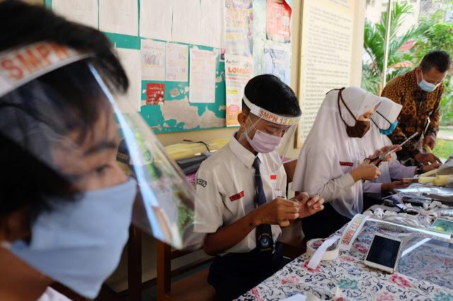 Prosedur dan Jadwal Pembelajaran Tatap Muka Berdasarkan SKB 4 Menteri