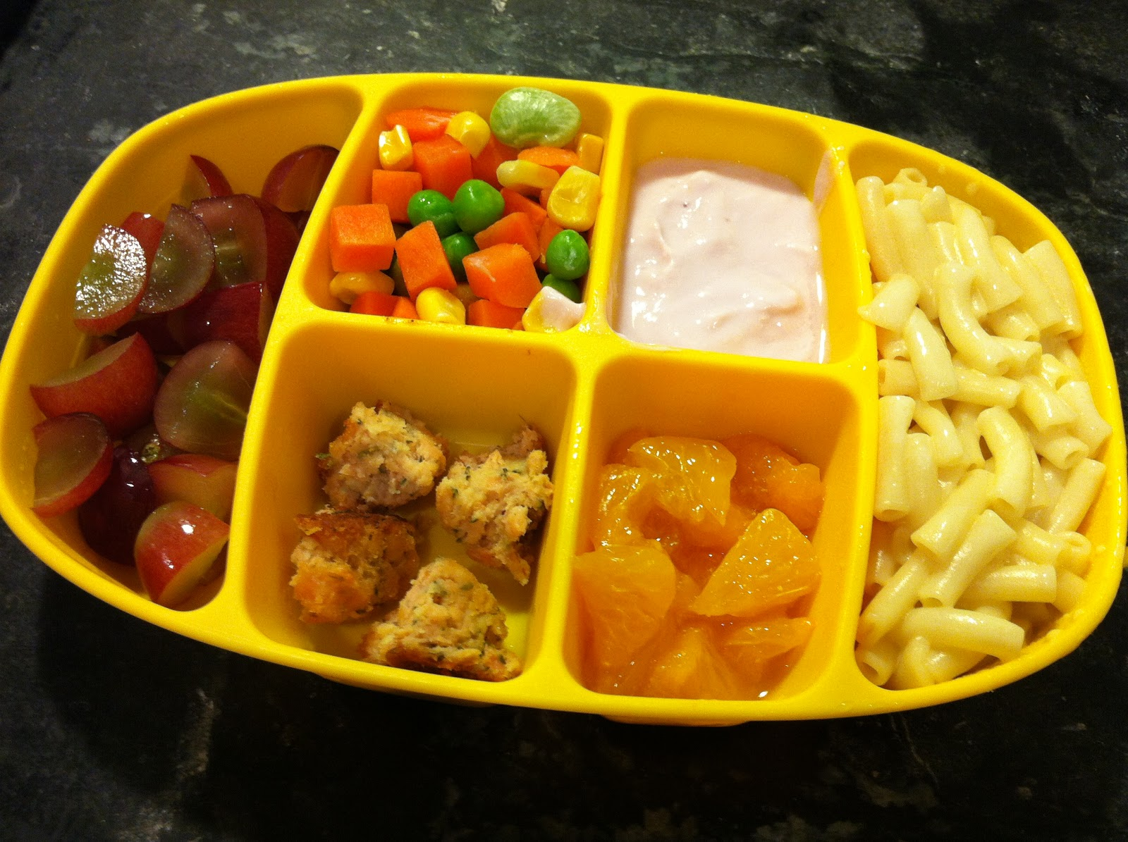 Toddler Lunch Ideas for Daycare
