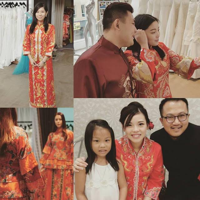 chinese wedding costume