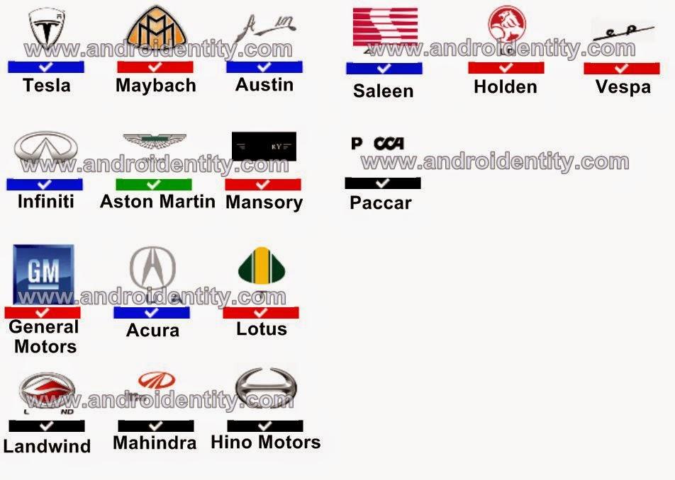 Car Logo | New Car Full
