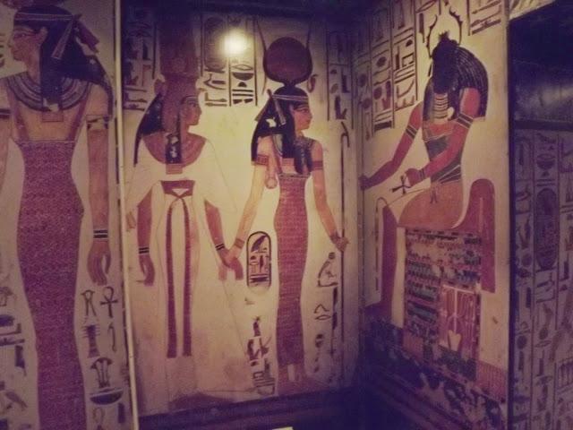 musée égyptien en france