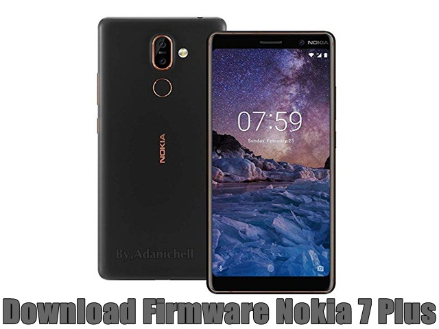 Download Firmware Nokia 7 Plus