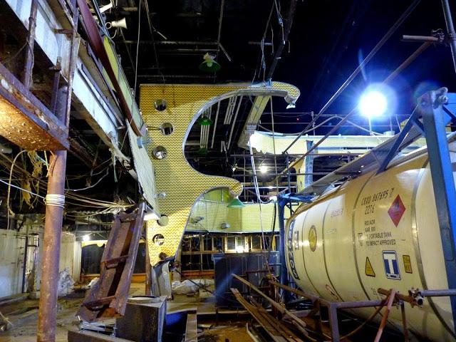 P1180161 - Primeiras imagens do Costa Concordia depois de ser resgatado em 2014