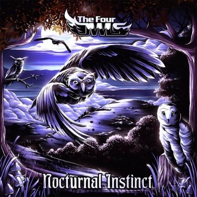 The Four Owls - Nocturnal Instinct (2020) - Album Download, Itunes Cover, Official Cover, Album CD Cover Art, Tracklist, 320KBPS, Zip album