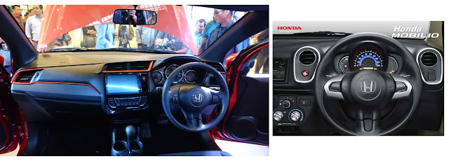 Interior Honda Mobilio 2019 Terbaru