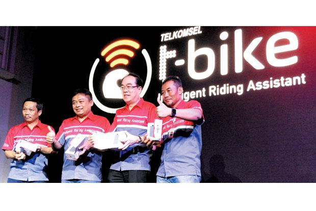 T-Bike : Motor Pintar Garapan Telkomsel