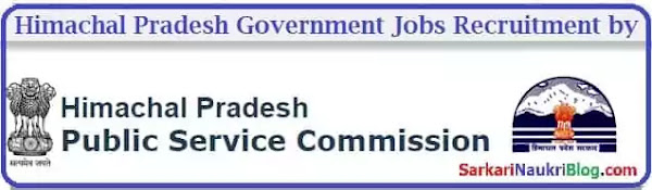Himachal Pradesh Administrative Service Combined Competitive Examination 2019
