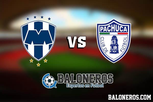Monterrey vs Pachuca Clausura 2016 Final