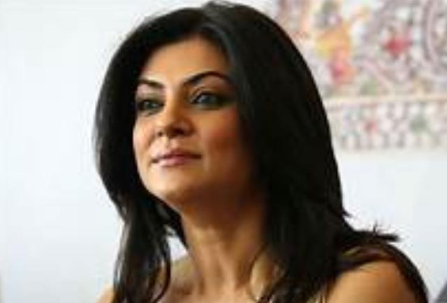 Sushmita Sen ( Indian Actress ) - Sono bio .