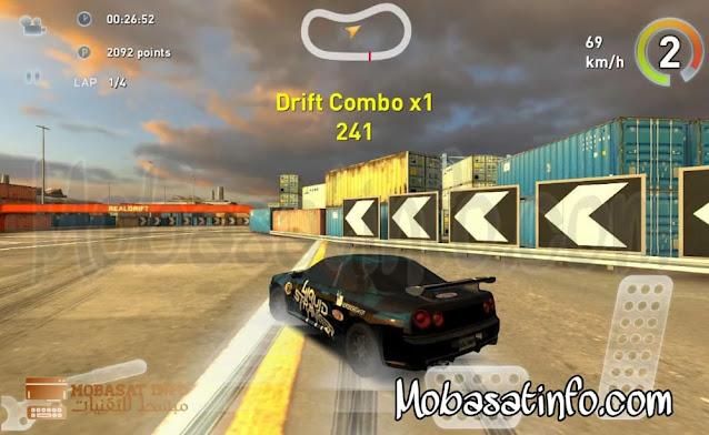 تحميل لعبة Real Drift Lite