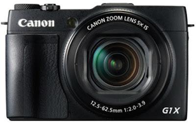 Canon PowerShot G1 X Mark II