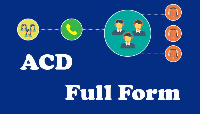 ACD full form in Hindi