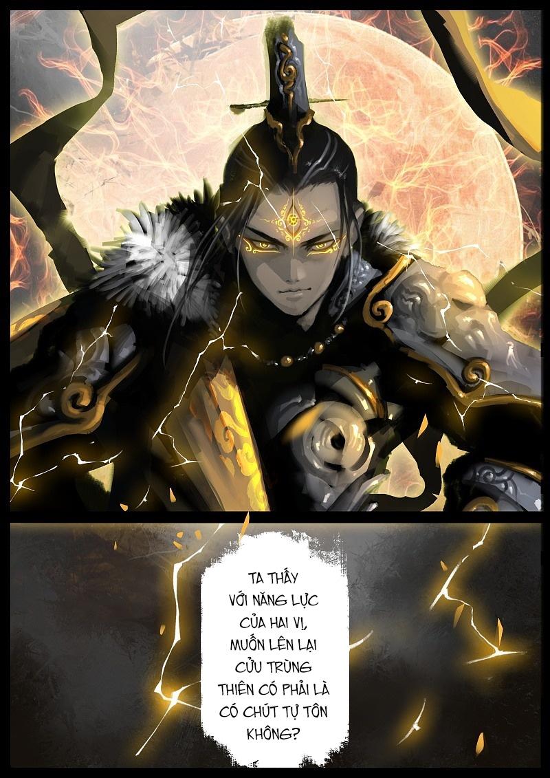 Tây Du Ký ngoại truyện chap 53 - Trang 20