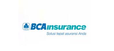 Rekrutment  PT Asuransi Umum BCA Banyak Posisi Tahun 2019