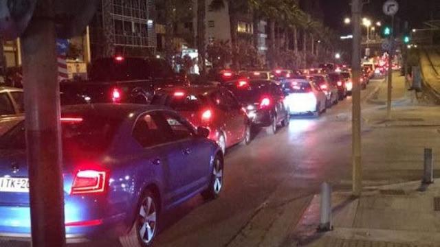 Κίνηση: «Έμφραγμα» και πάλι στους δρόμους - Τεράστια η ταλαιπωρία για τους οδηγούς