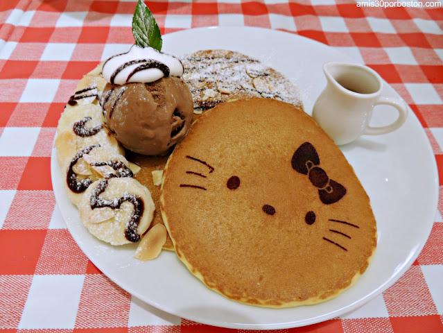 Café de Miki with Hello Kitty en Tokio