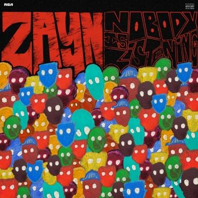 ZAYN - Nobody Is Listening (2020) - Album Download, Itunes Cover, Official Cover, Album CD Cover Art, Tracklist, 320KBPS, Zip album