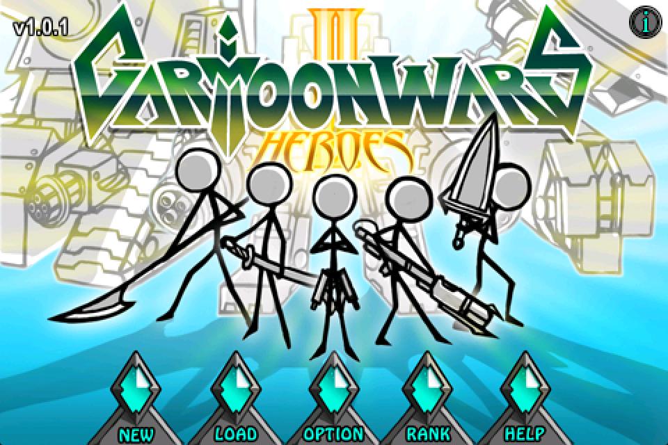 Cartoon Wars 1 Mod Apk
