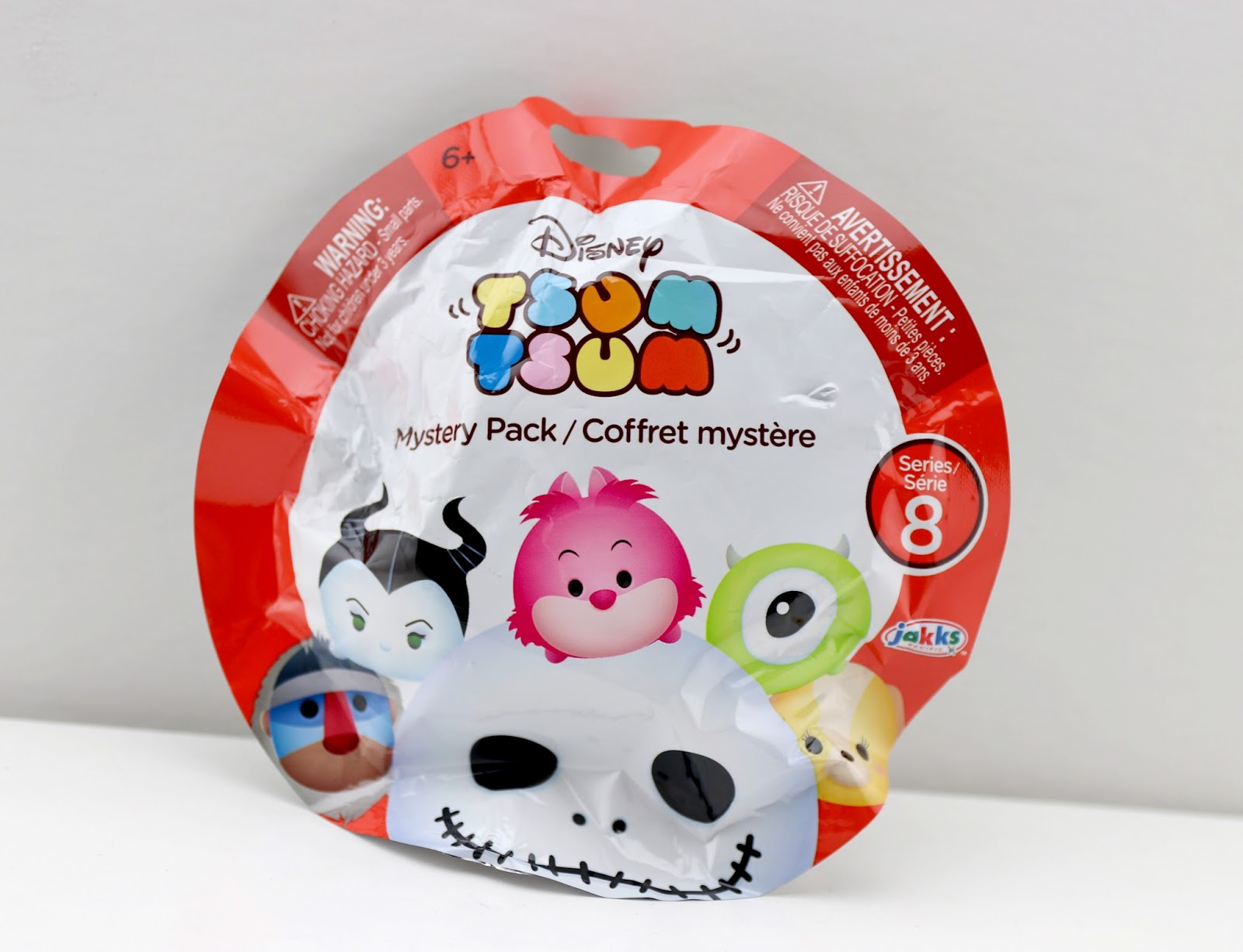 Disney Tsum Tsum Mystery Stack Packs series 8 Jakks Pacific