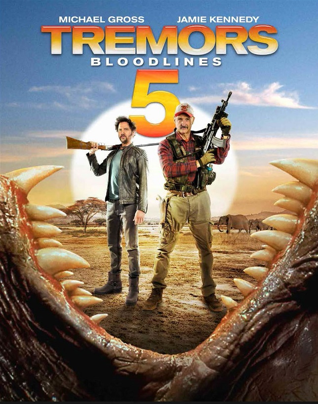 Tremors 5: Bloodlines (2015) BluRay 480p & 720p