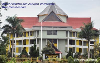 Daftar Fakultas dan Jurusan UHO Universitas Halu Oleo Kendari