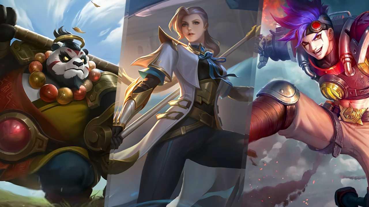 5 Counter Silvanna Mobile Legends