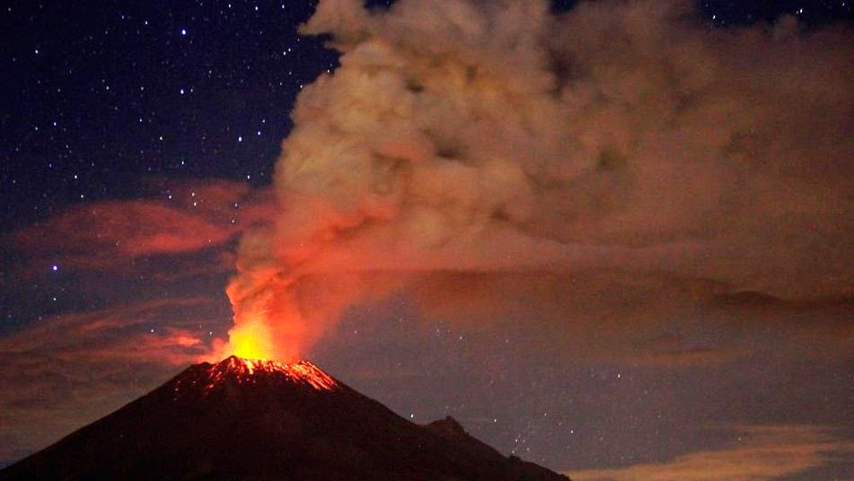All Stars 10 Gunung Berapi Paling Terkenal Di Dunia