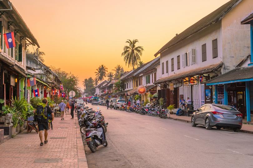 اجمل الانشطة السياحية في لاوس