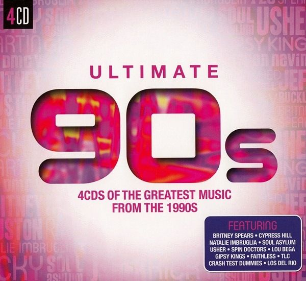 Download [Mp3]-[Hit Song] VA Ultimate 90s The Great Music From 1990s [4CD] (2015) 4shared By Pleng-mun.com