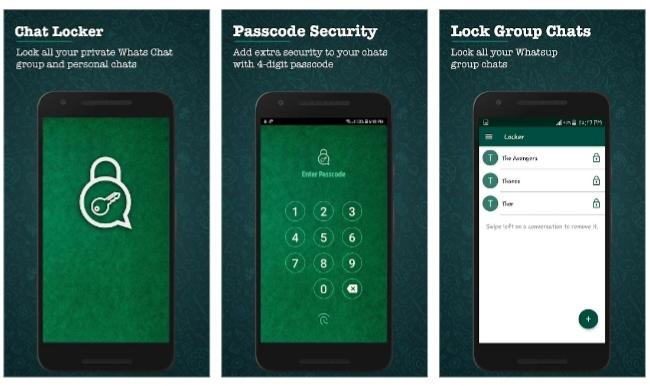 WhatsApp Message New Unlock And Lock Trick