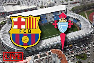 توقيت مباراة سيلتا فيغو ضد برشلونة