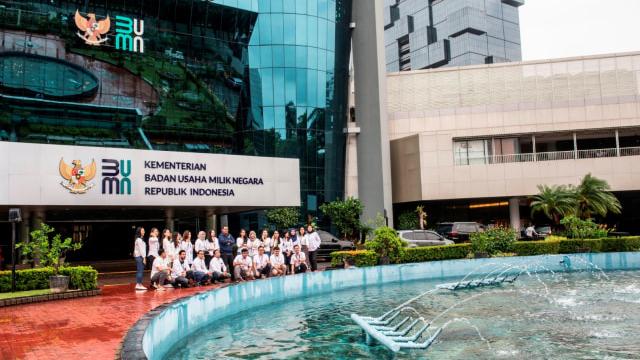 Kementerian BUMN Sebut 75 Juta Pekerjaan Akan Hilang dan Wacanakan Impor Pekerja