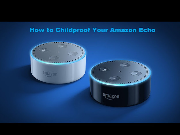 How to Childproof Your Amazon Echo