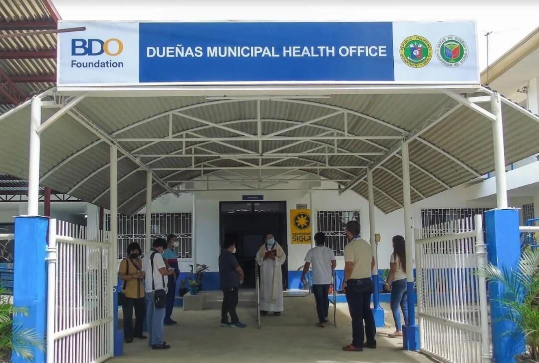 BDO Foundation Rehabilitated Six Rural Health Centers