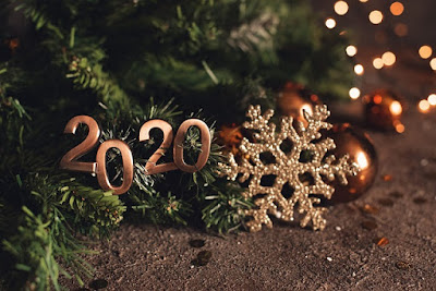 beautiful happy new year wallpapers 2020