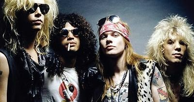 What If You Had The Chance To Meet Guns N' Roses?