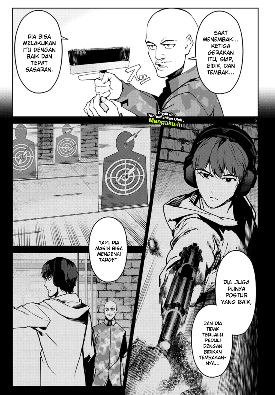 Darwin's Game Chapter 71-11