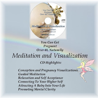 TIPS ON MEDITATION AND VISUALIZATION TO GET PREGNANT