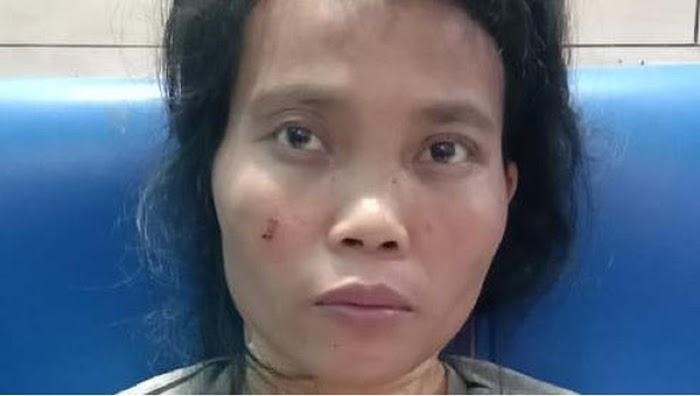 Usai Ditangkap Gegara Gorok Tiga Anak Sendiri, Ibu di Nias Utara Meninggal