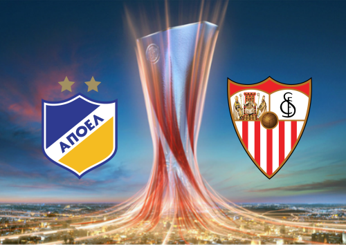 APOEL vs Sevilla -Highlights 12 December 2019