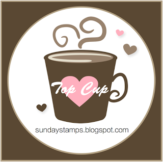 Sunday Stamps - Top Cup