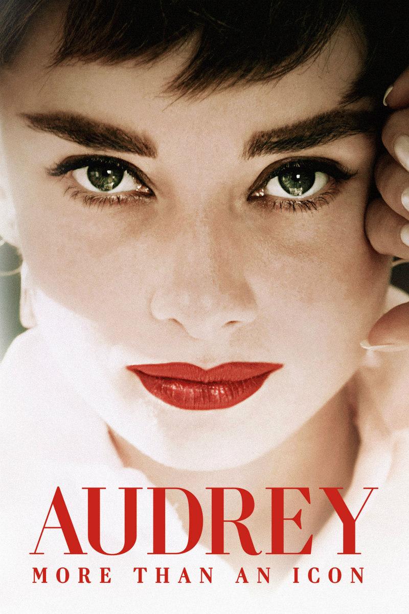 audrey hepburn documentary poster