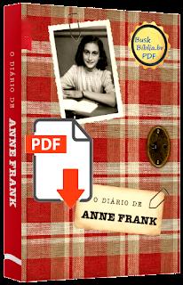 """PDF Livro: """"O Diário de Anne Frank."""""""