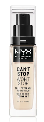 NYX Professional Makeup Can't Stop Won't Stop