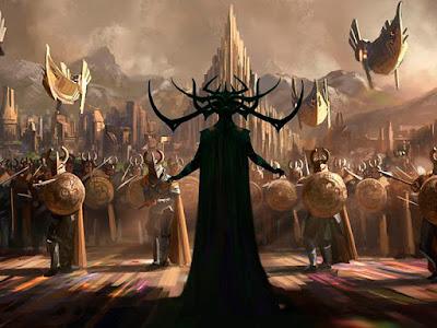 Comienza el rodaje de 'Thor: Ragnarok' en Australia