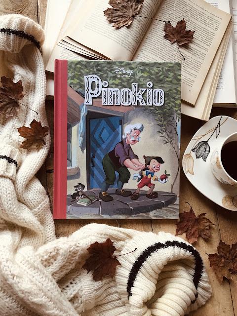 Seria Nostalgia - Bambi i Pinokio