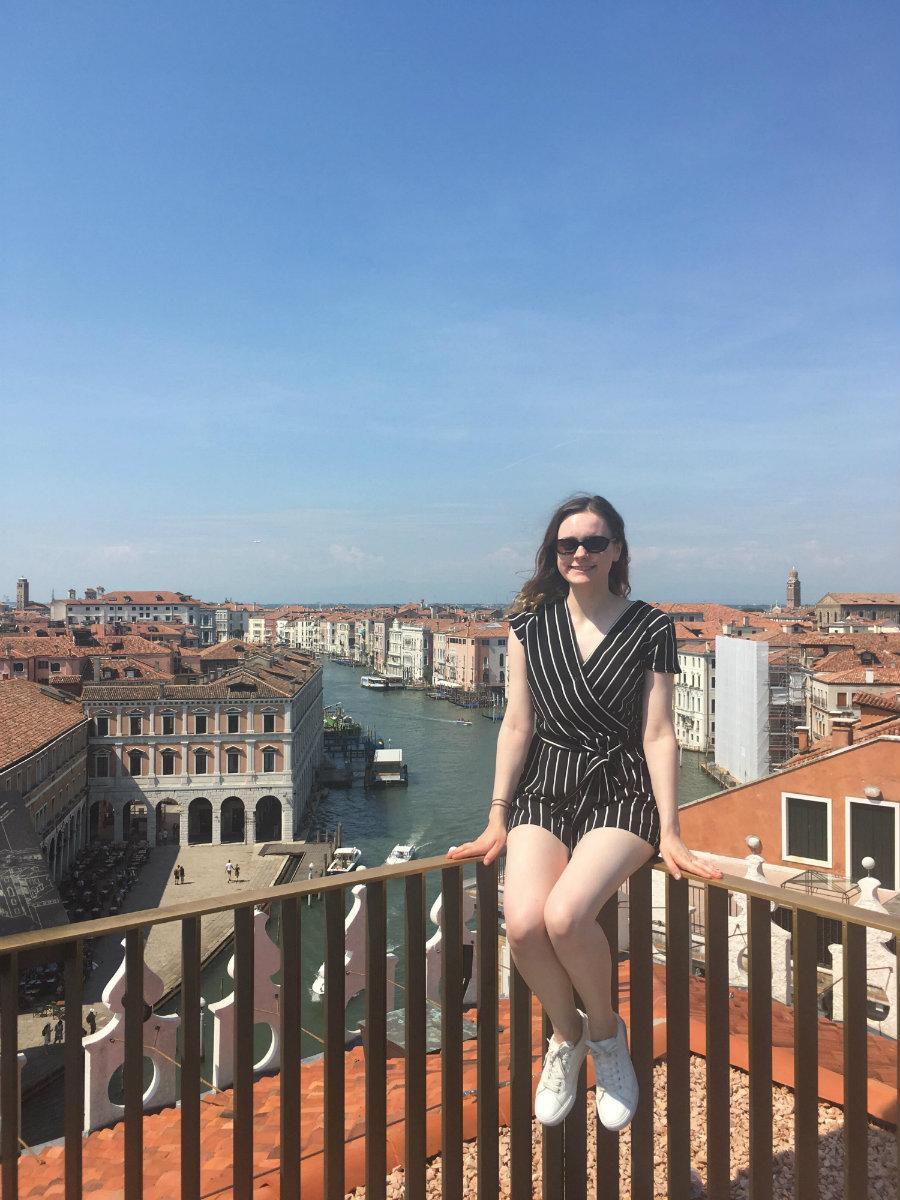Exploring in Venice