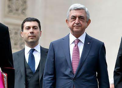corrupcion yerno Sargsyan