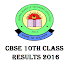 CBSE 10th Class Results 2016 Released Date Announced